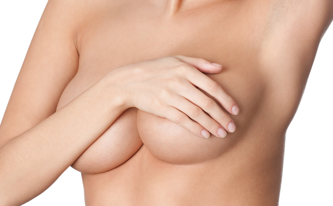 Mărirea de sâni cu grăsime proprie